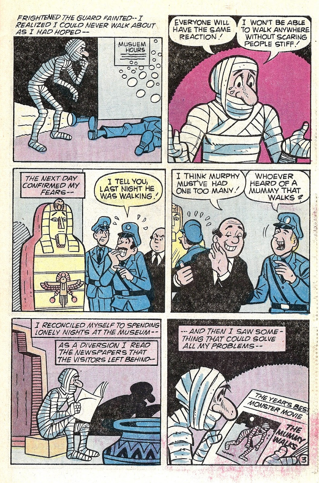 Read online Madhouse Comics comic -  Issue #116 - 31