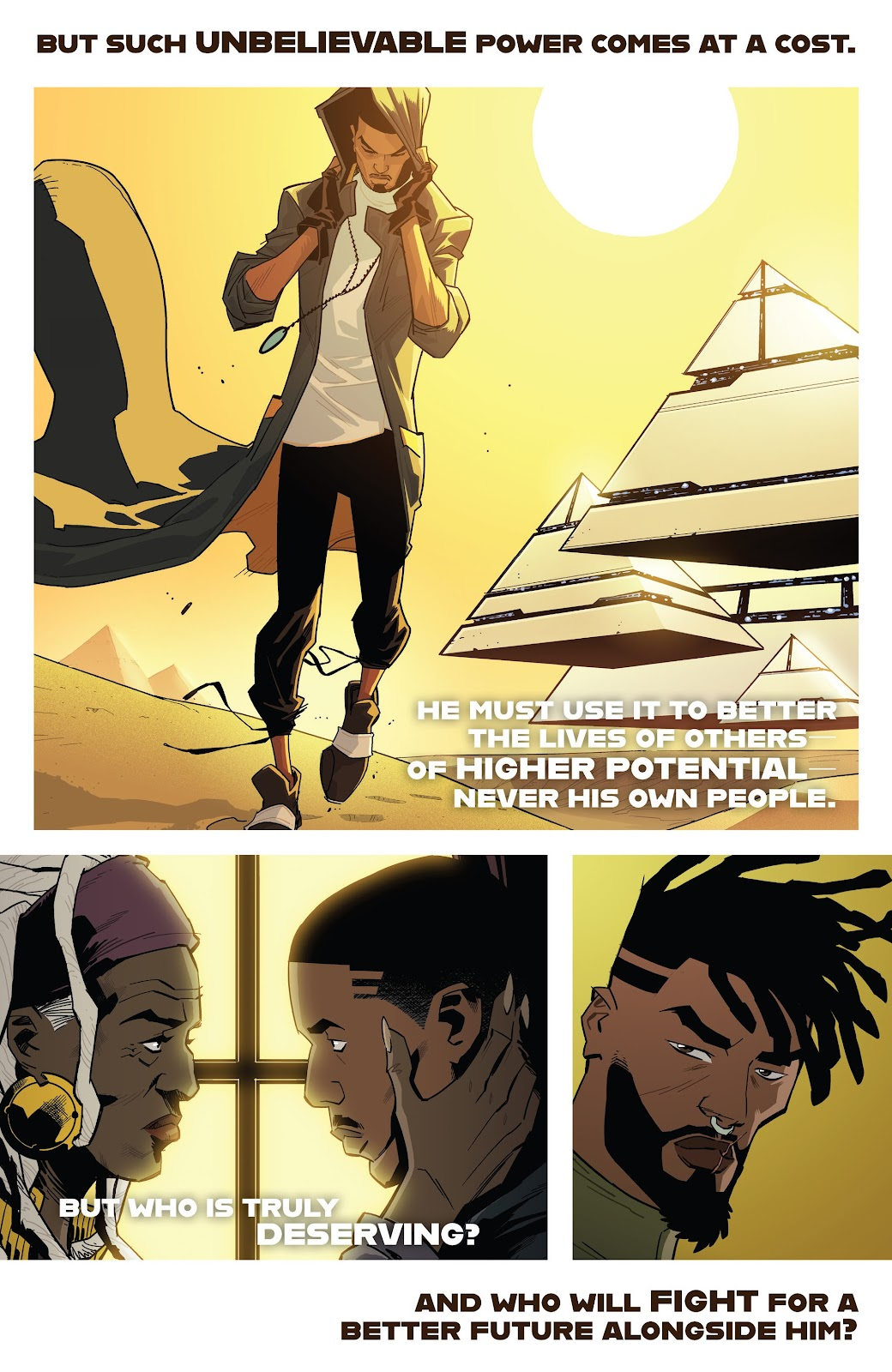 Read online Murder Falcon comic -  Issue #7 - 30