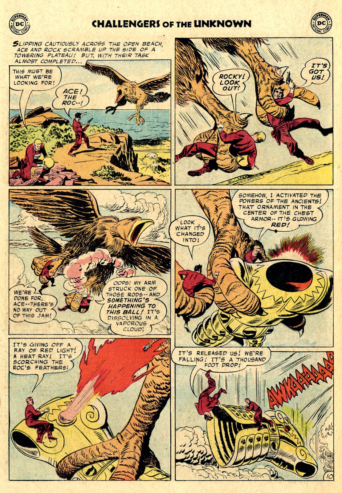 Challengers of the Unknown (1958) issue 3 - Page 14