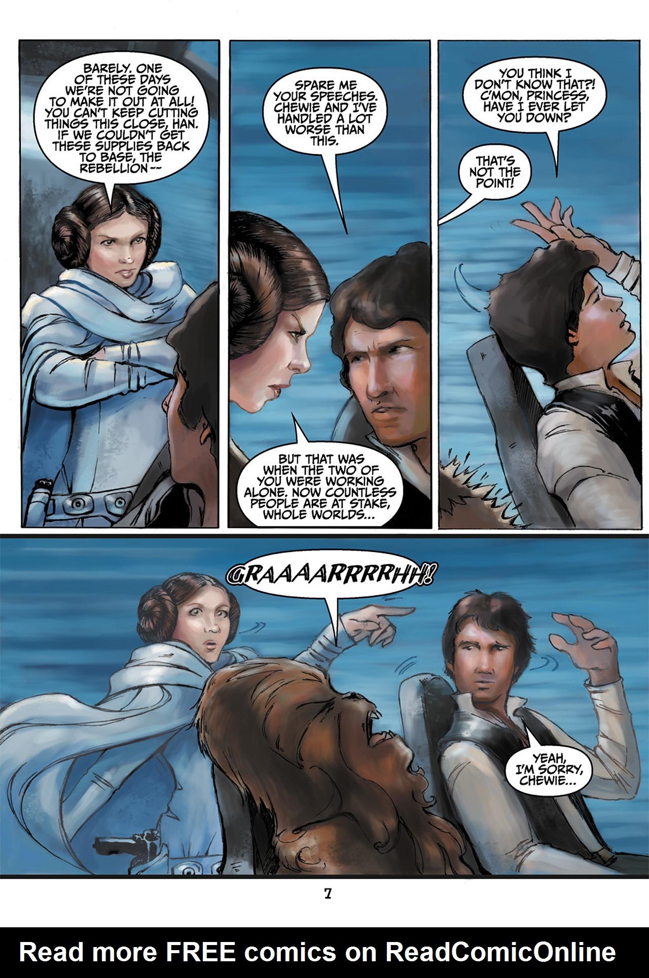 Read online Star Wars Omnibus comic -  Issue # Vol. 33 - 405
