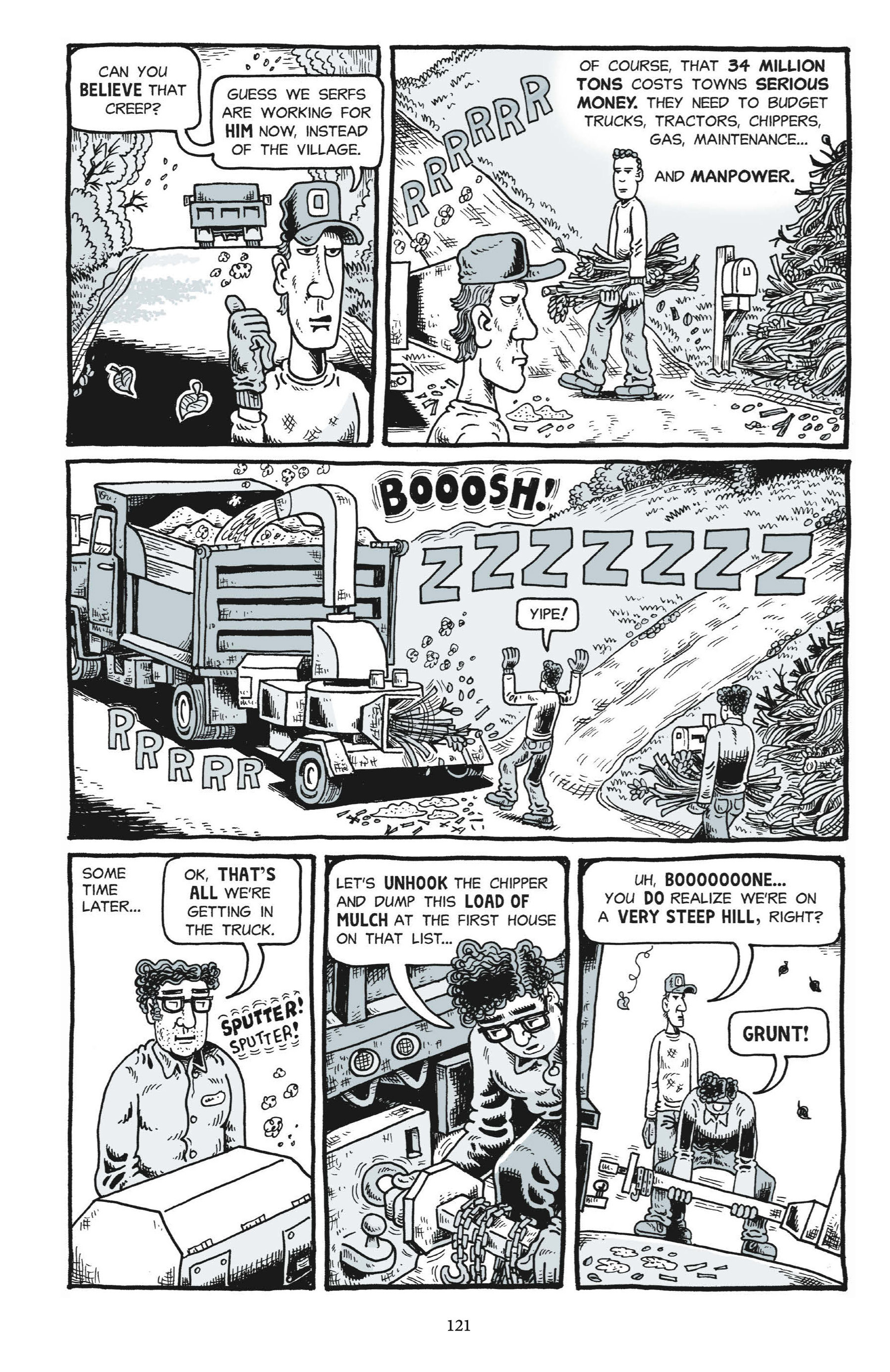 Read online Trashed comic -  Issue # Full - 117