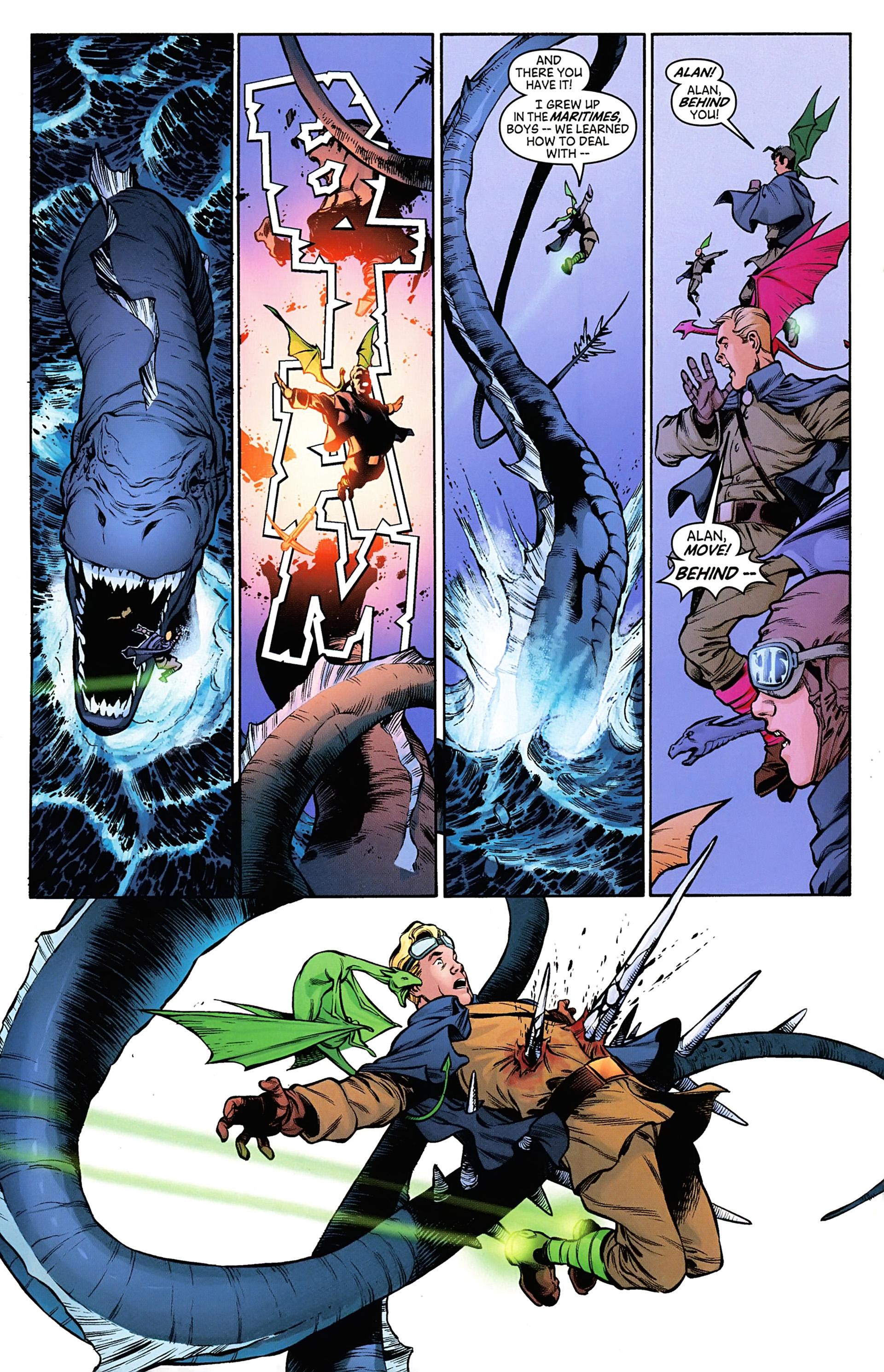 Read online Arrowsmith comic -  Issue #3 - 13