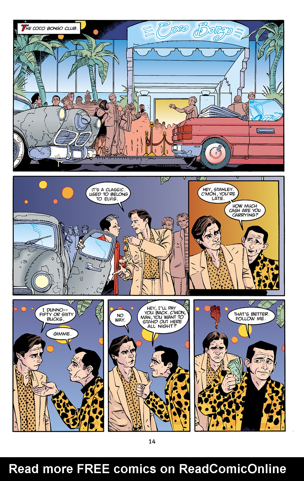 Read online Adventures Of The Mask Omnibus comic -  Issue #Adventures Of The Mask Omnibus Full - 14