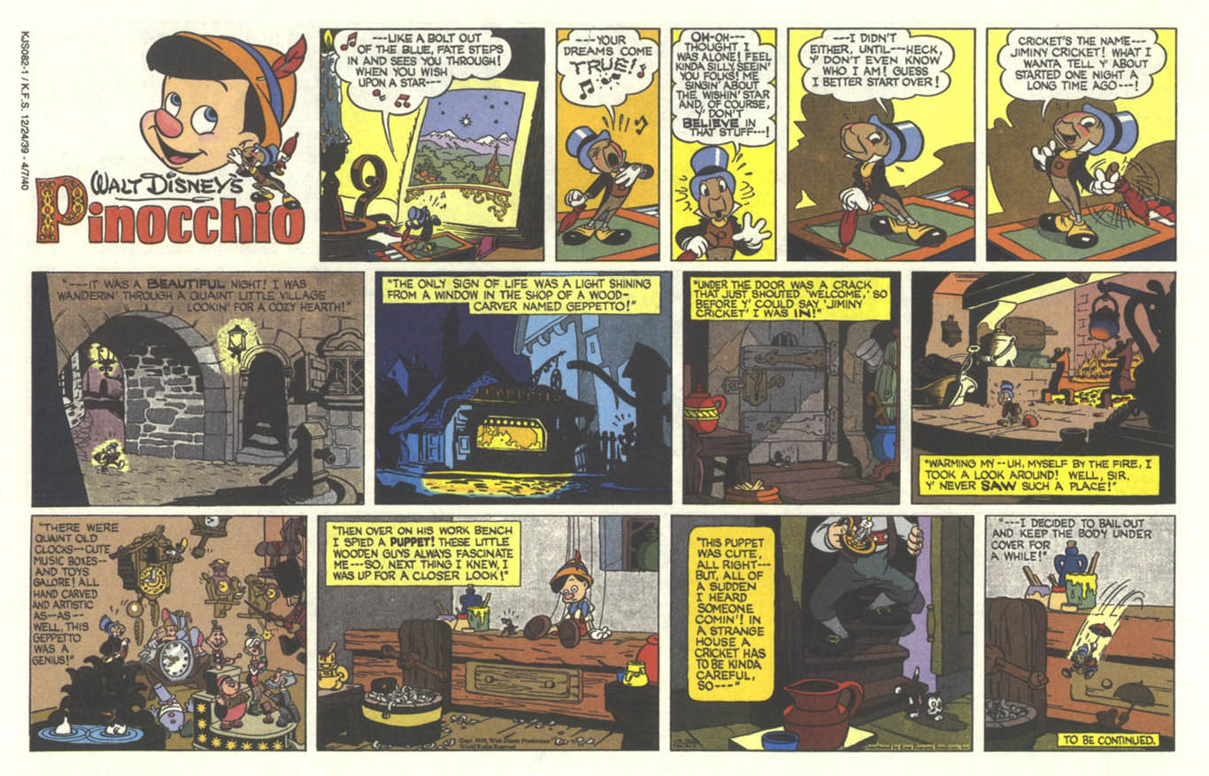 Walt Disney's Comics and Stories issue 574 - Page 24