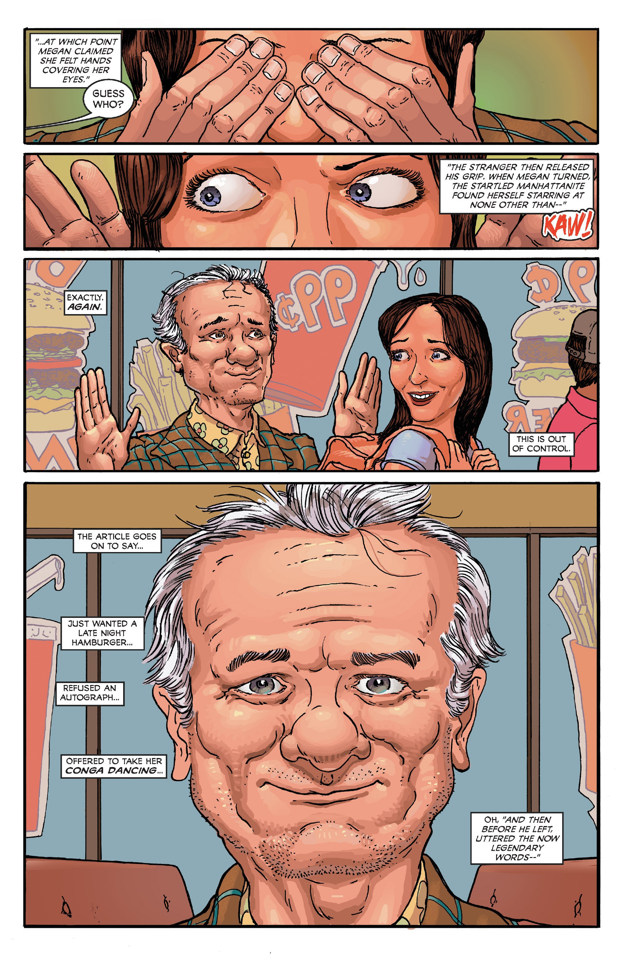 Read online Hoax Hunters (2012) comic -  Issue # TPB 3 - 119
