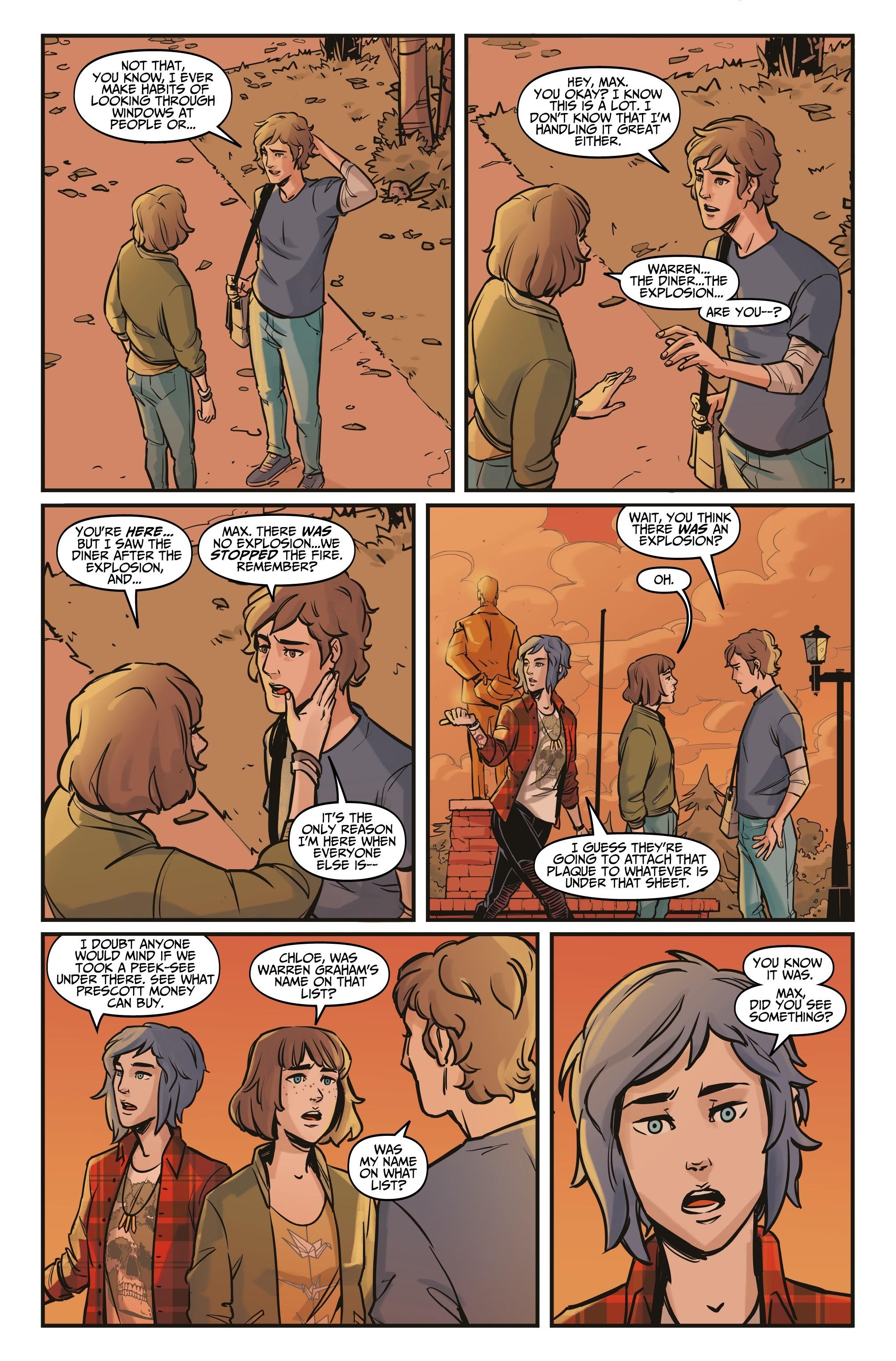 Life is Strange #3 #3 - English 17