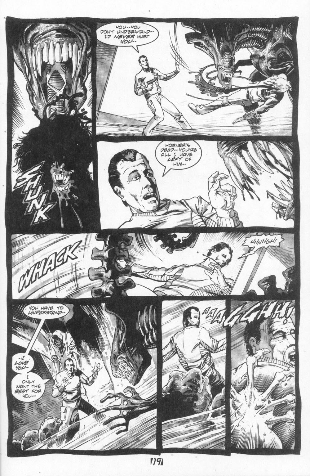 Read online Aliens (1988) comic -  Issue #4 - 21
