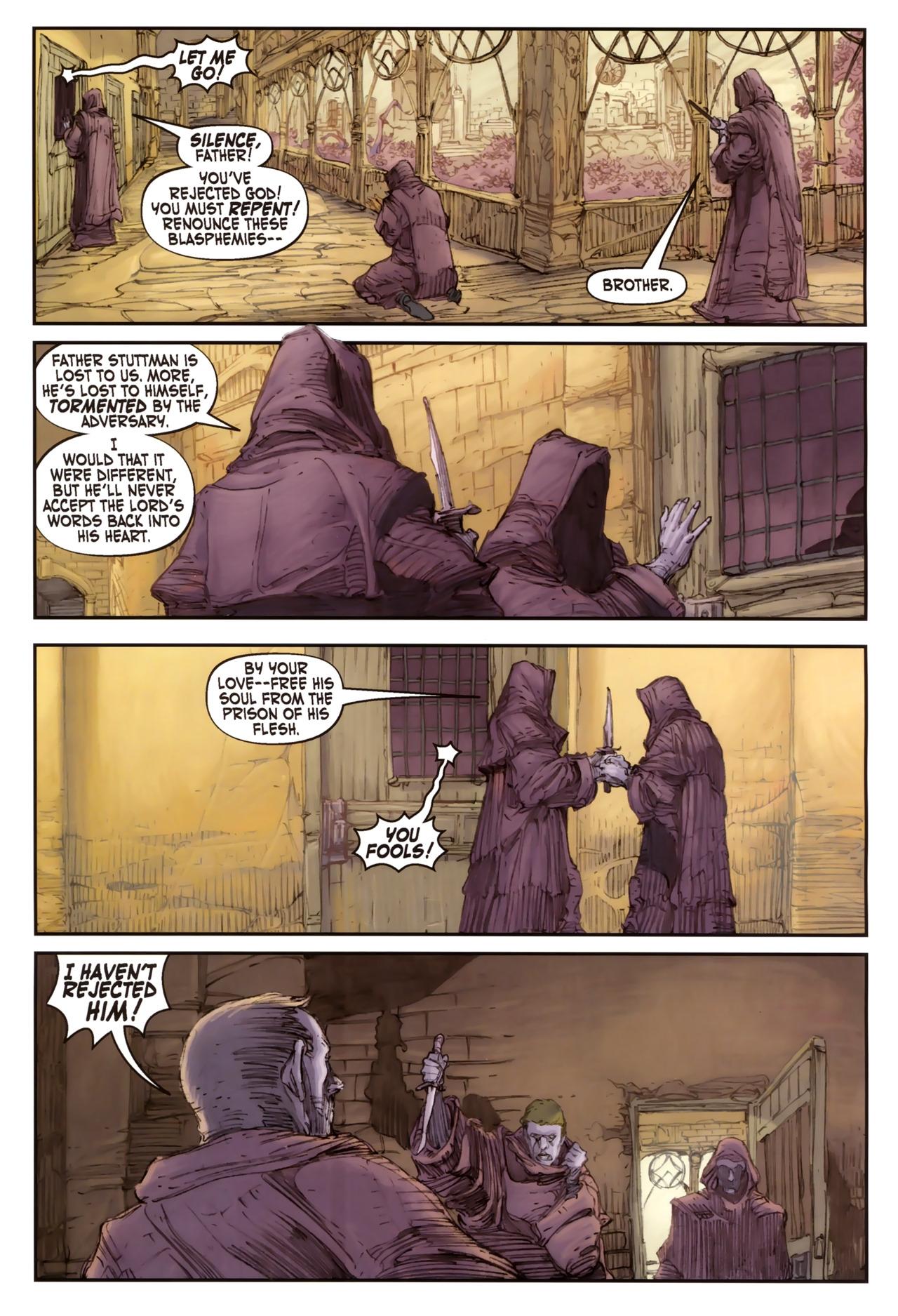 Read online Solomon Kane comic -  Issue #2 - 11