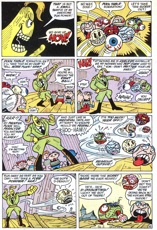Madballs issue 1 - Page 18