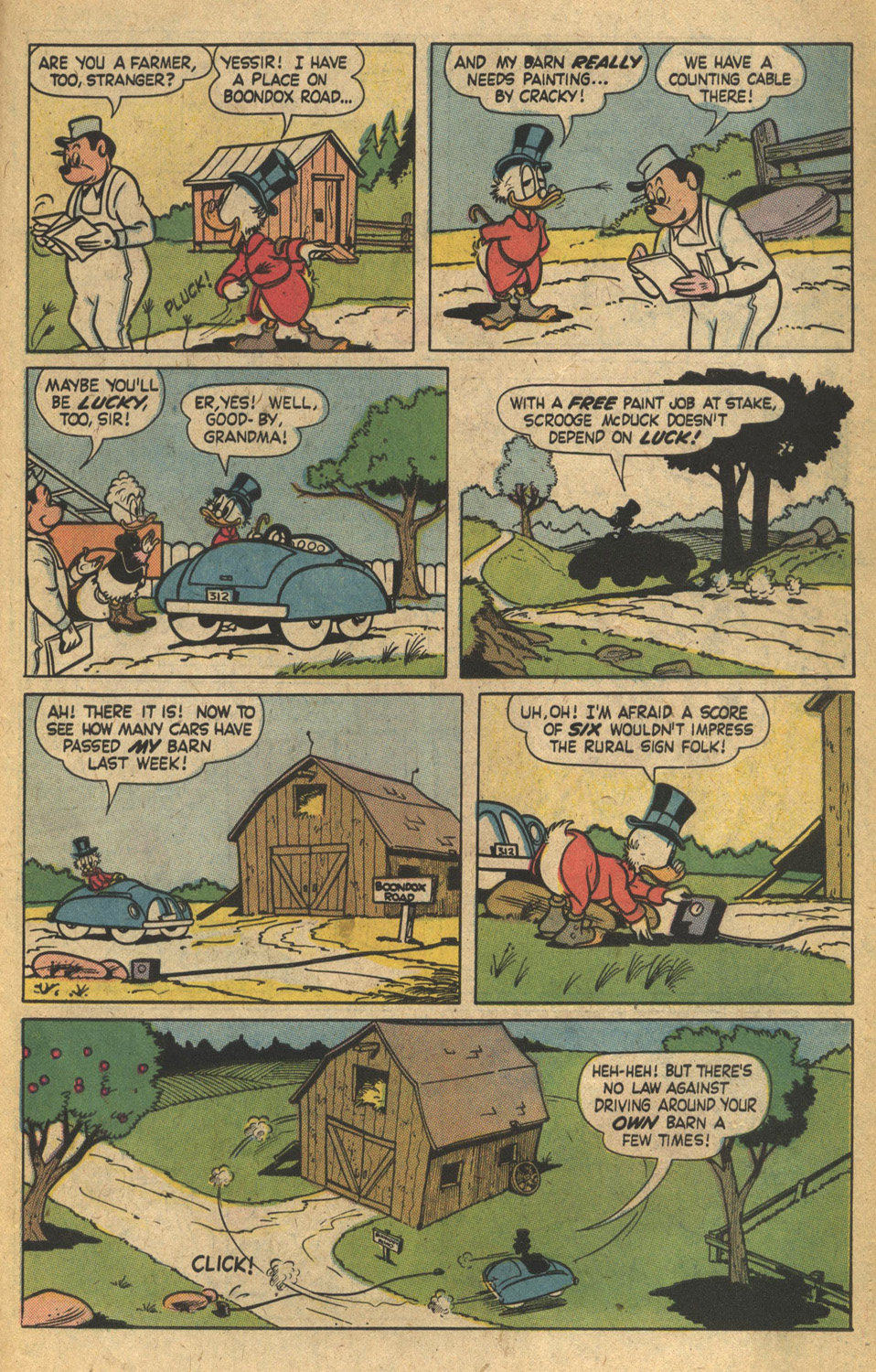 Read online Uncle Scrooge (1953) comic -  Issue #149 - 31