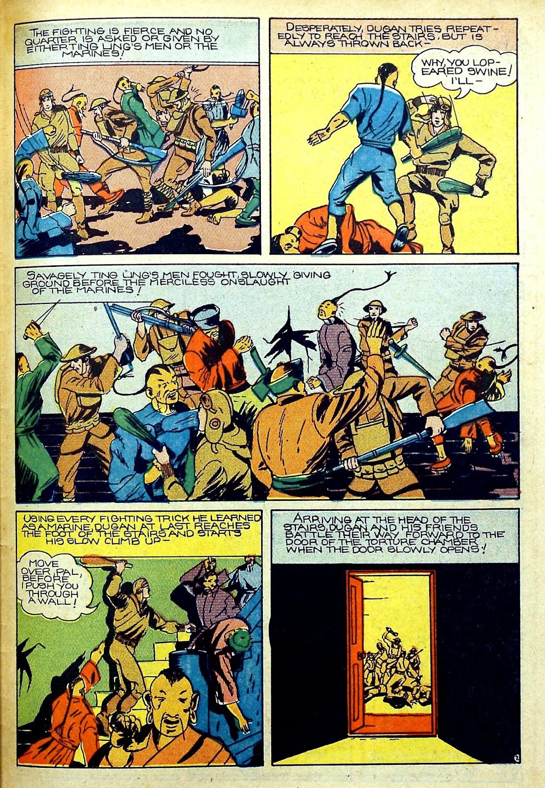 Read online Silver Streak Comics comic -  Issue #22 - 55