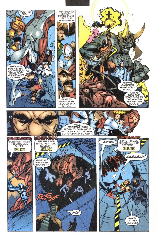 Read online Alpha Flight (1997) comic -  Issue #12 - 6