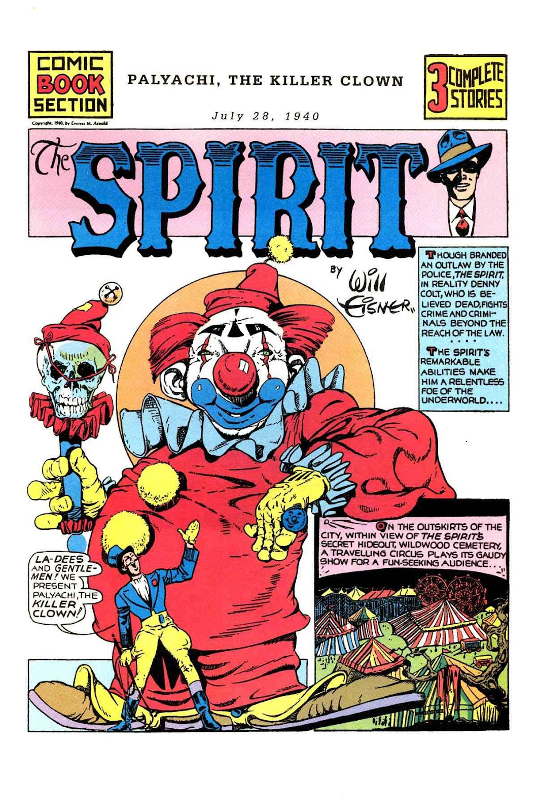 Read online Will Eisner's The Spirit Archives comic -  Issue # TPB 1 (Part 1) - 58