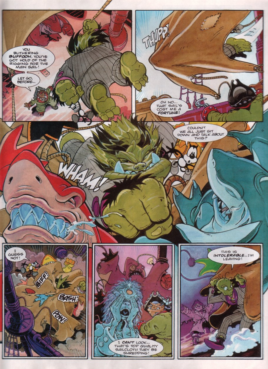 Read online Sonic the Comic comic -  Issue #93 - 12