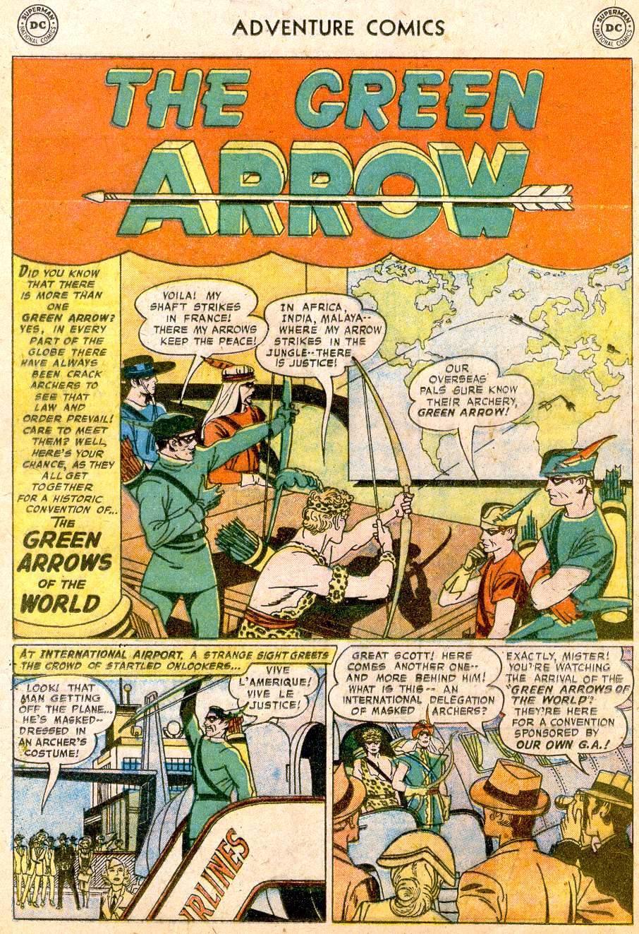 Read online Adventure Comics (1938) comic -  Issue #250 - 18