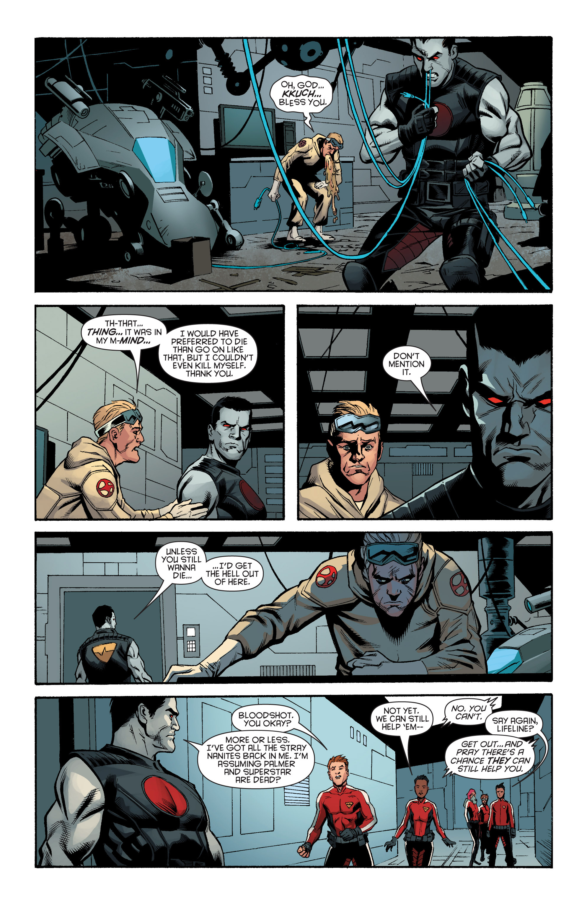 Read online Bloodshot and H.A.R.D.Corps comic -  Issue # TPB 4 - 90