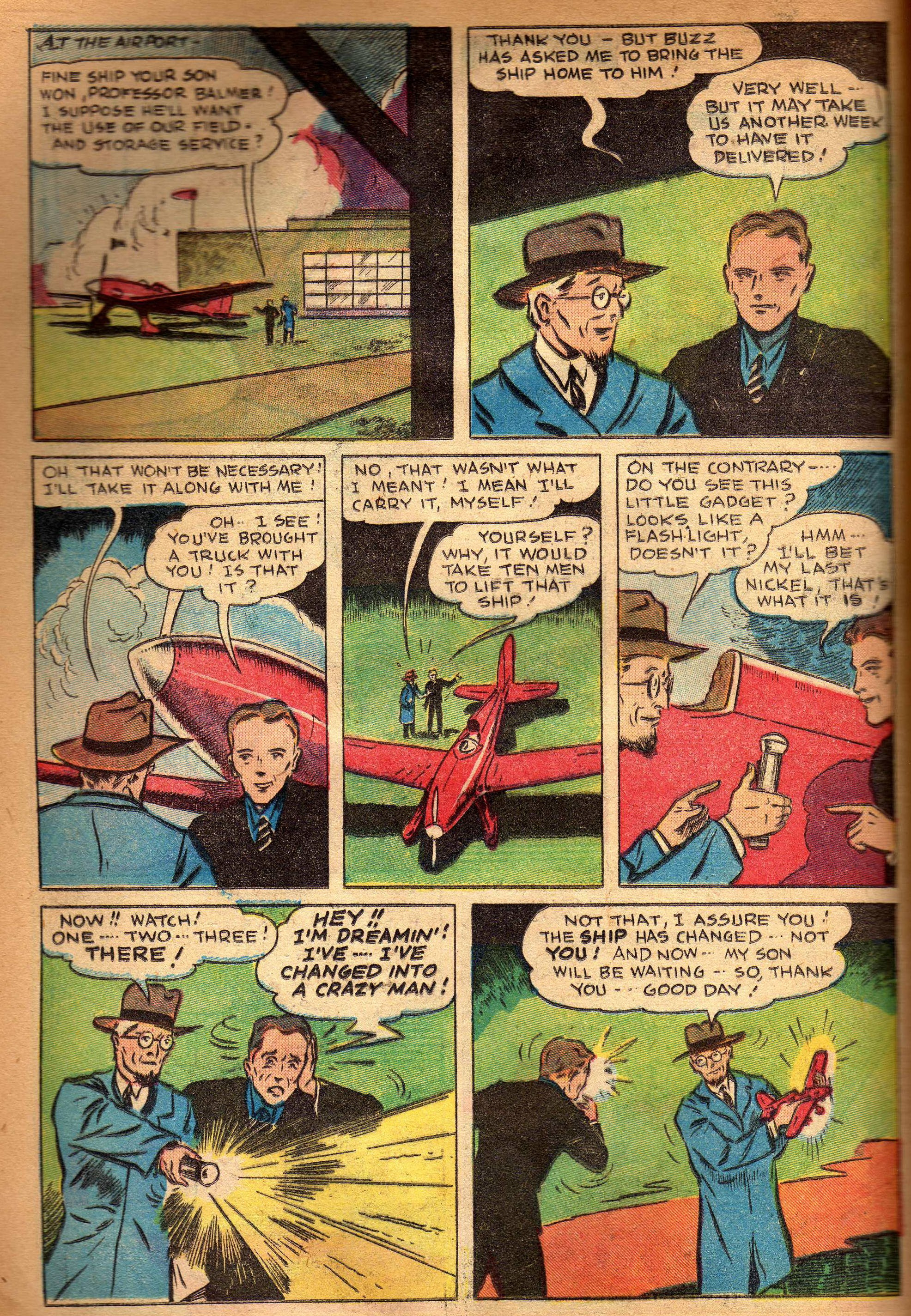 Bang-Up Comics issue 1 - Page 29