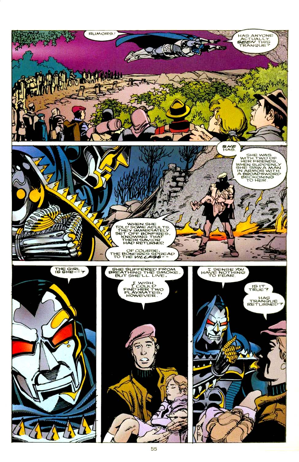 Read online 2099 Unlimited comic -  Issue #8 - 48