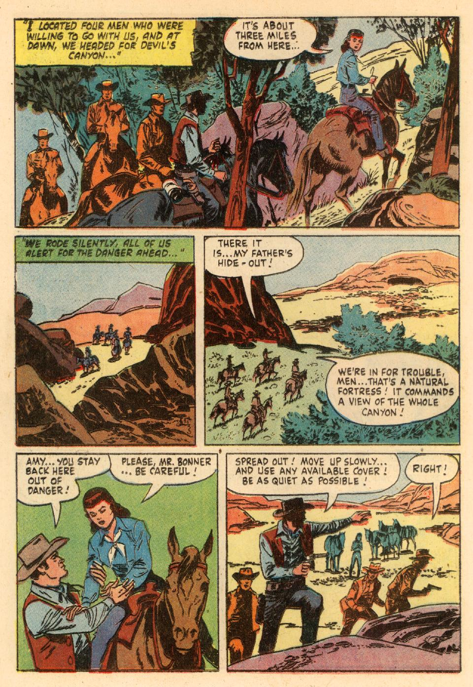 Four Color Comics issue 1089 - Page 20