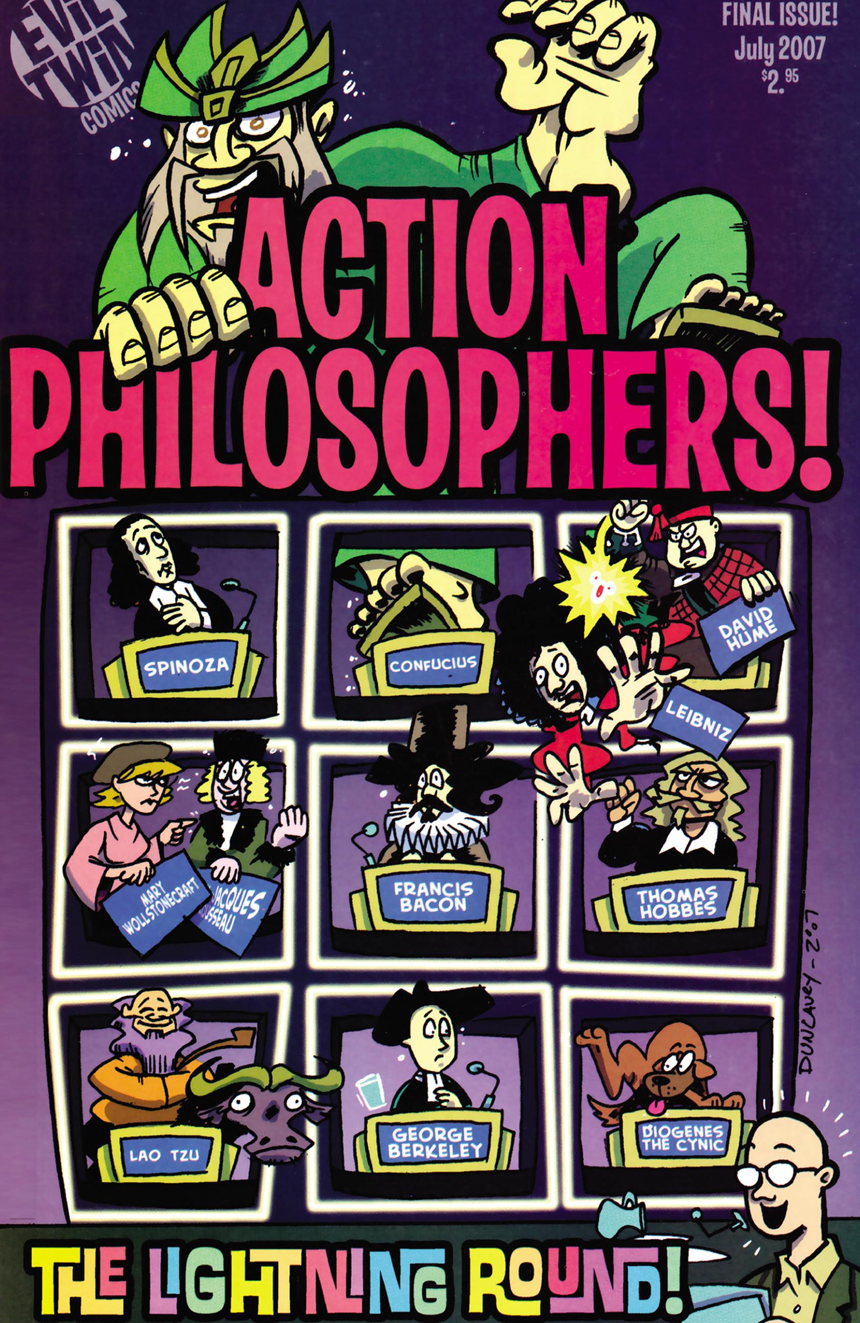 Read online Action Philosophers! comic -  Issue #Action Philosophers! TPB (Part 2) - 159