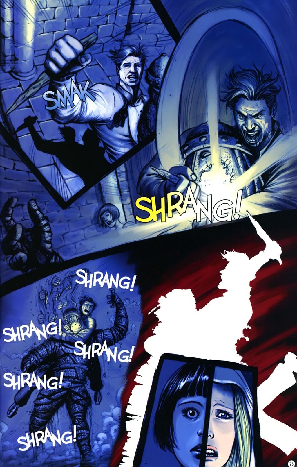 Read online Rex Mundi comic -  Issue #17 - 29
