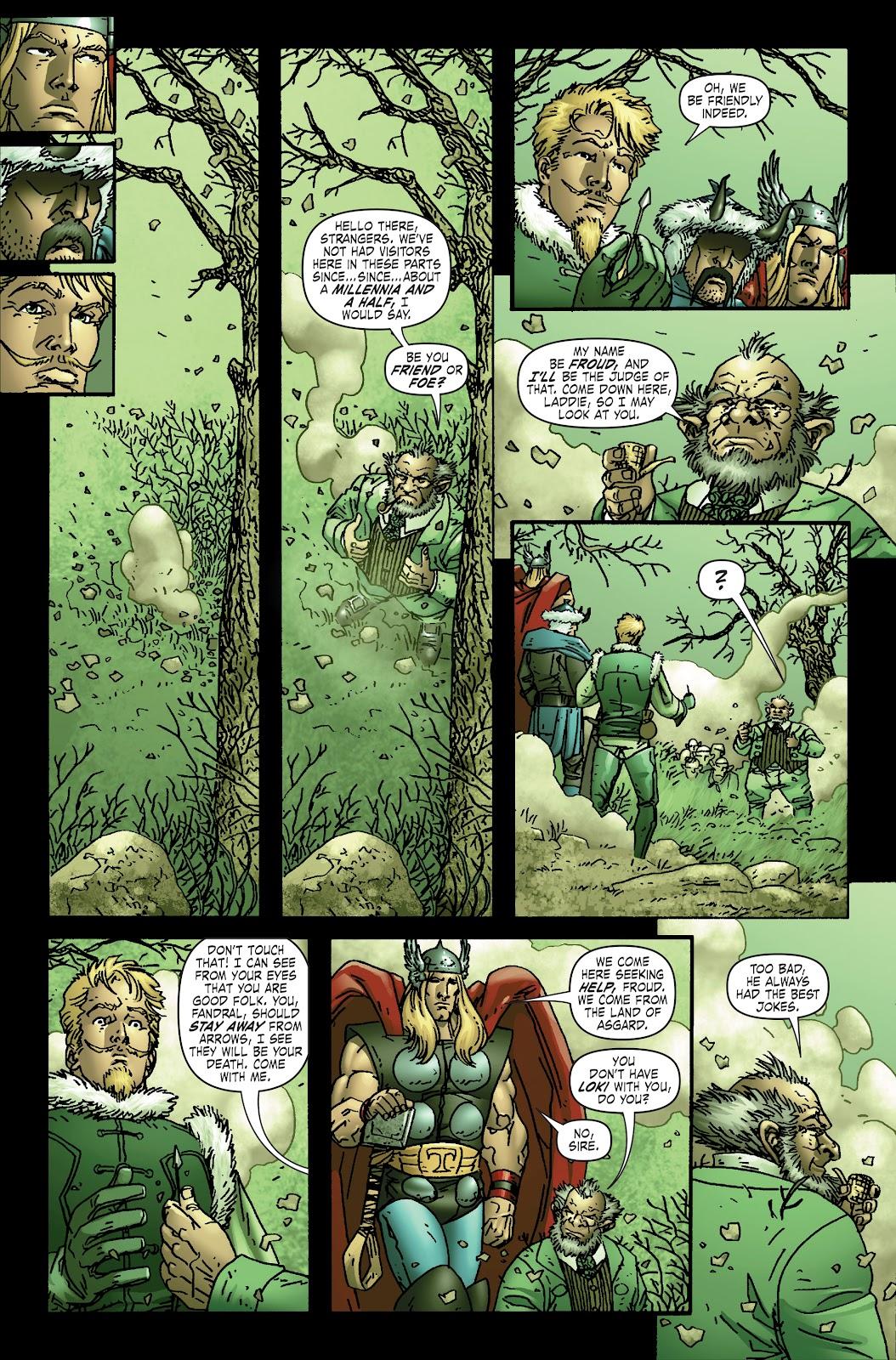 Read online Thor: Ragnaroks comic -  Issue # TPB (Part 1) - 82