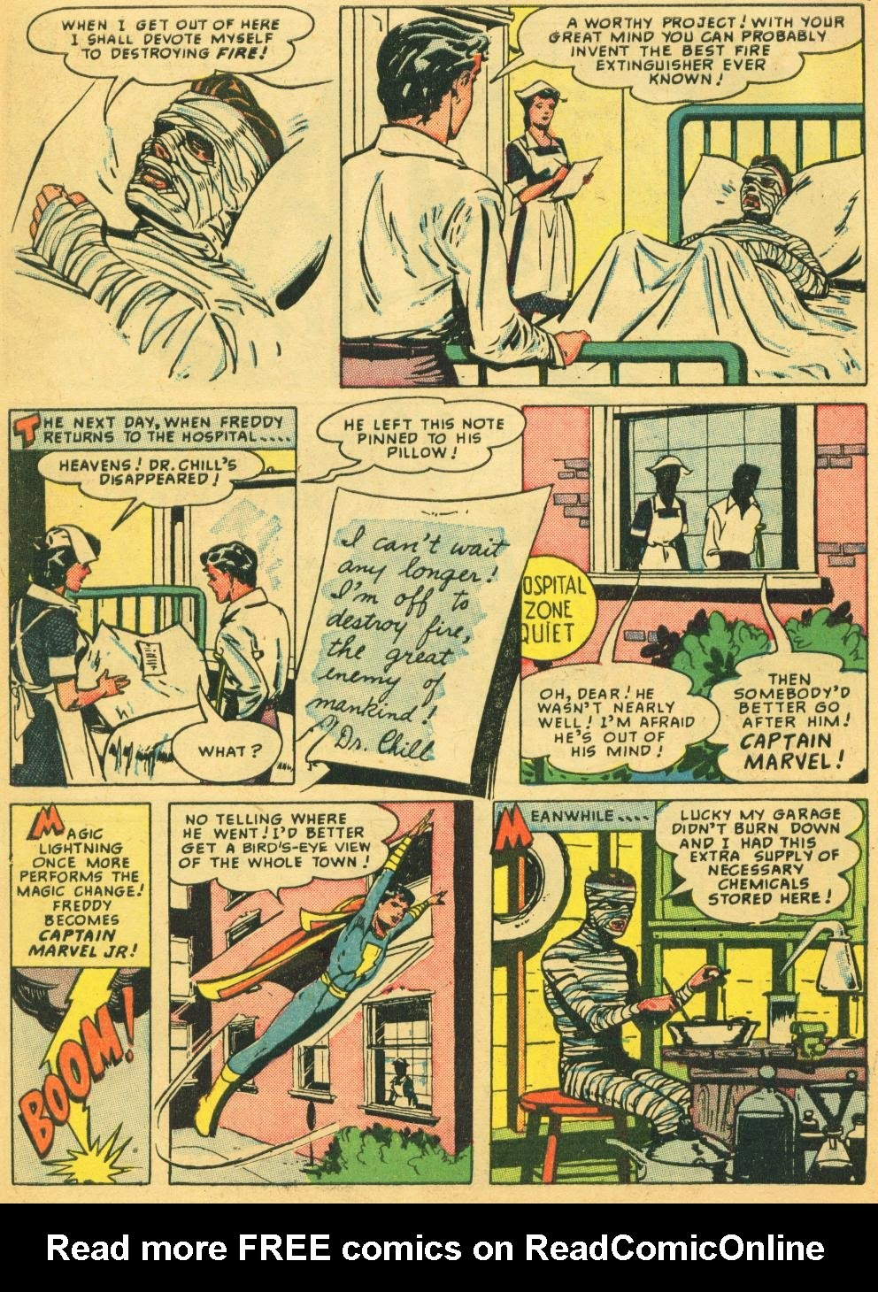Captain Marvel, Jr. issue 82 - Page 6