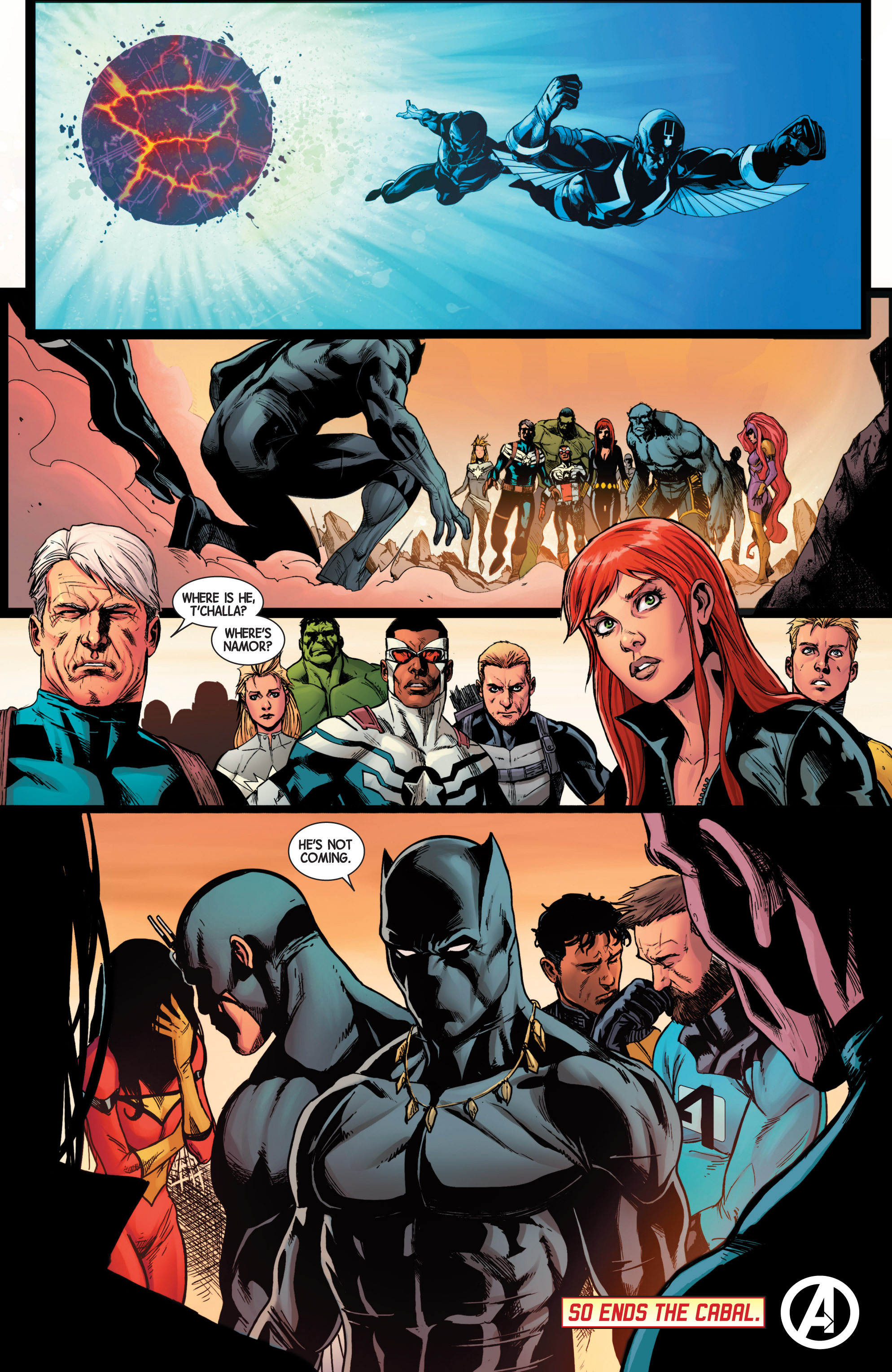 Read online Avengers (2013) comic -  Issue #40 - 30