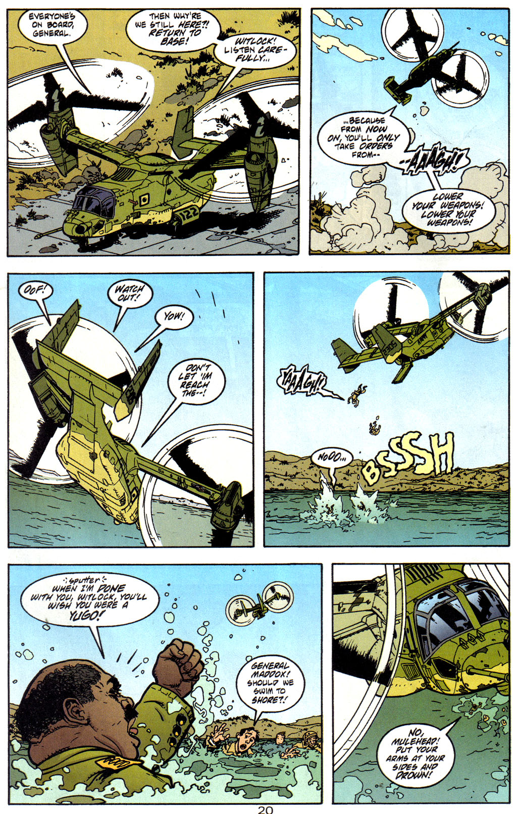 Read online Trouble Magnet comic -  Issue #2 - 21