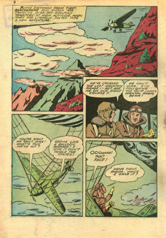 Read online Super-Magician Comics comic -  Issue #14 - 6