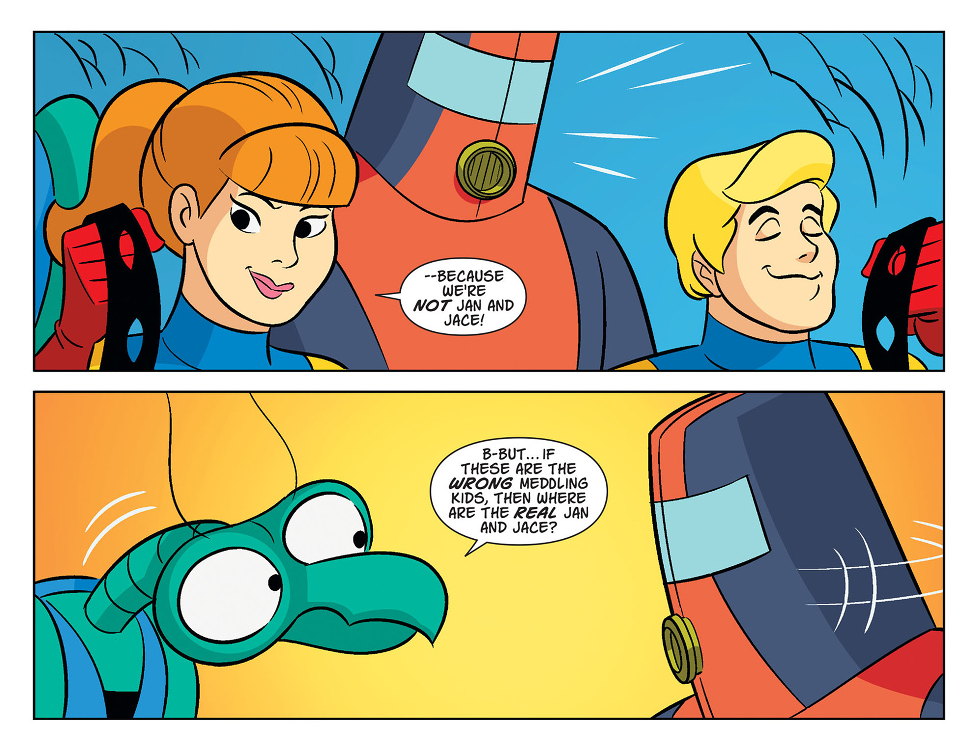 Read online Scooby-Doo! Team-Up comic -  Issue #40 - 16