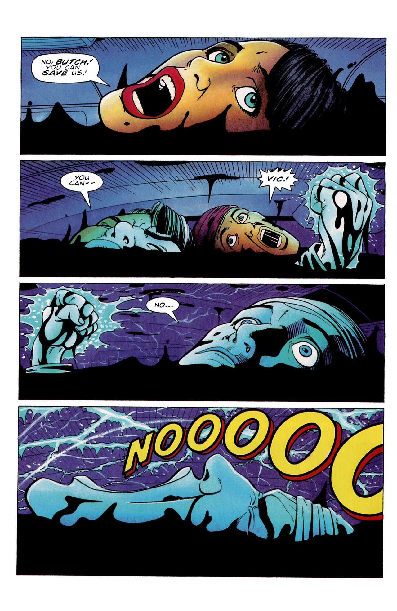 Read online Harbinger (1992) comic -  Issue #34 - 6
