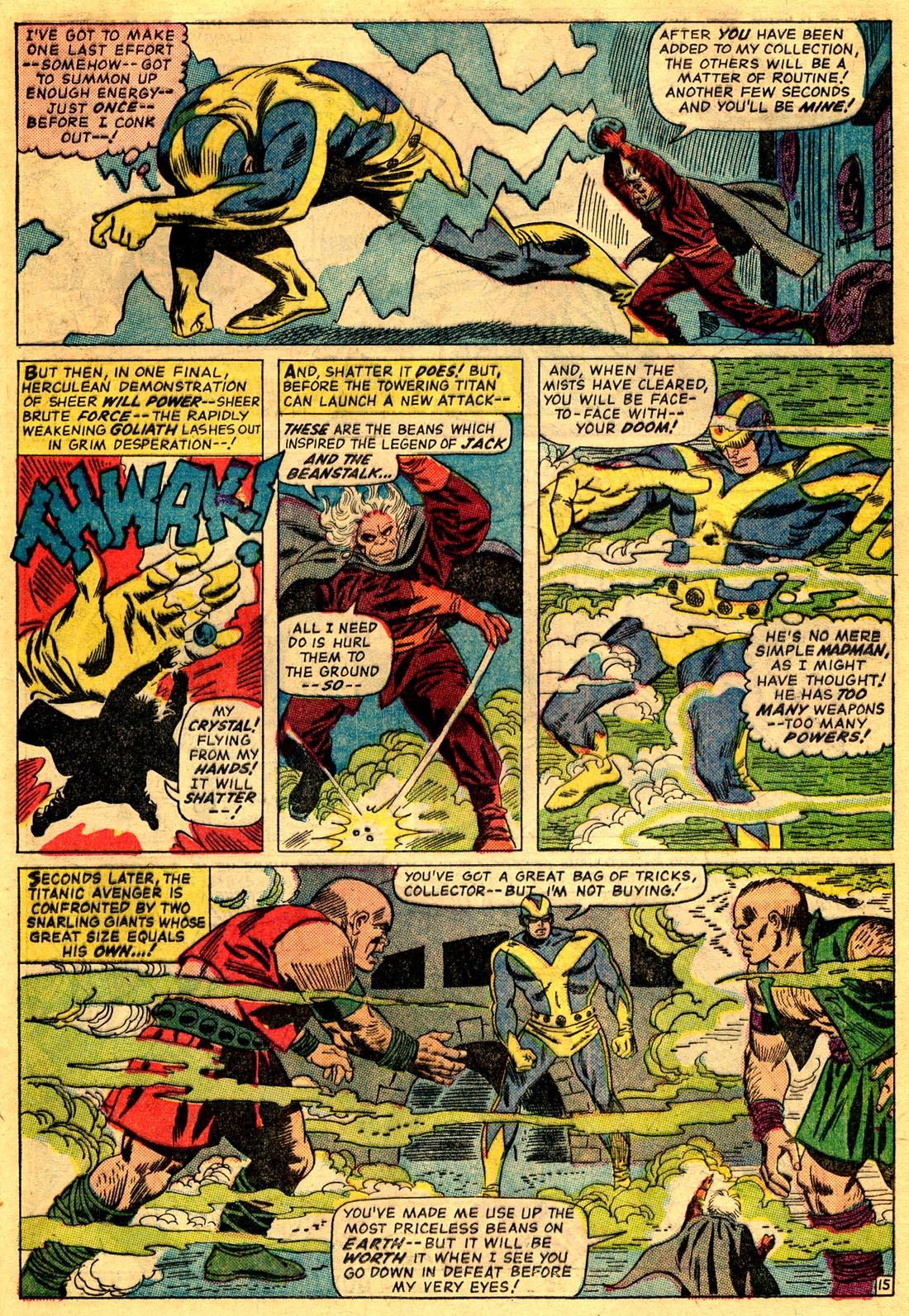 The Avengers (1963) 28 Page 20