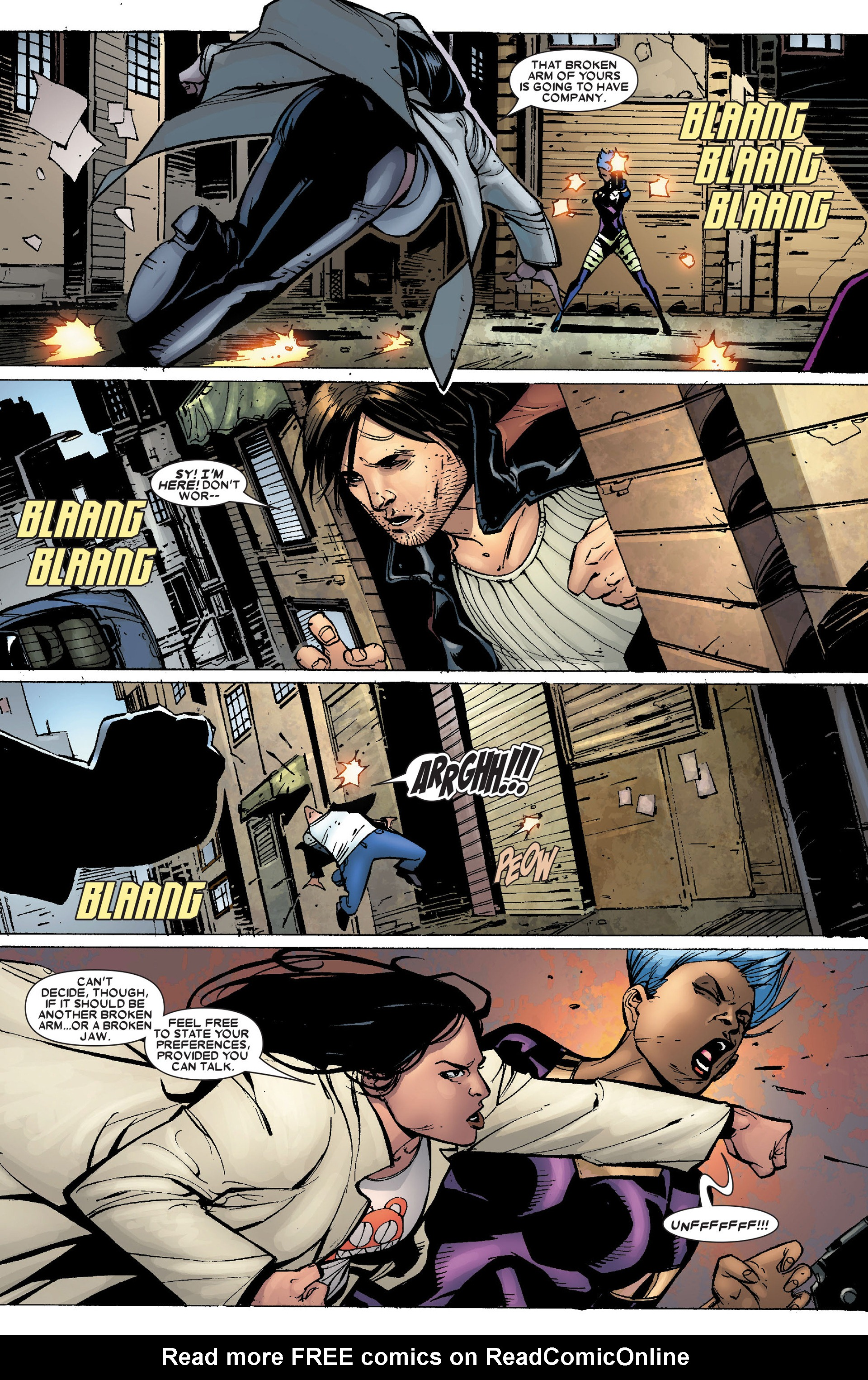Read online X-Factor (2006) comic -  Issue #19 - 12