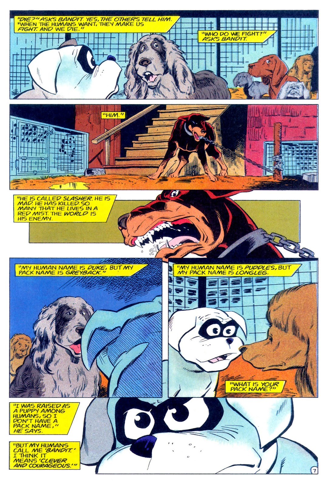 Jonny Quest (1986) issue 11 - Page 10