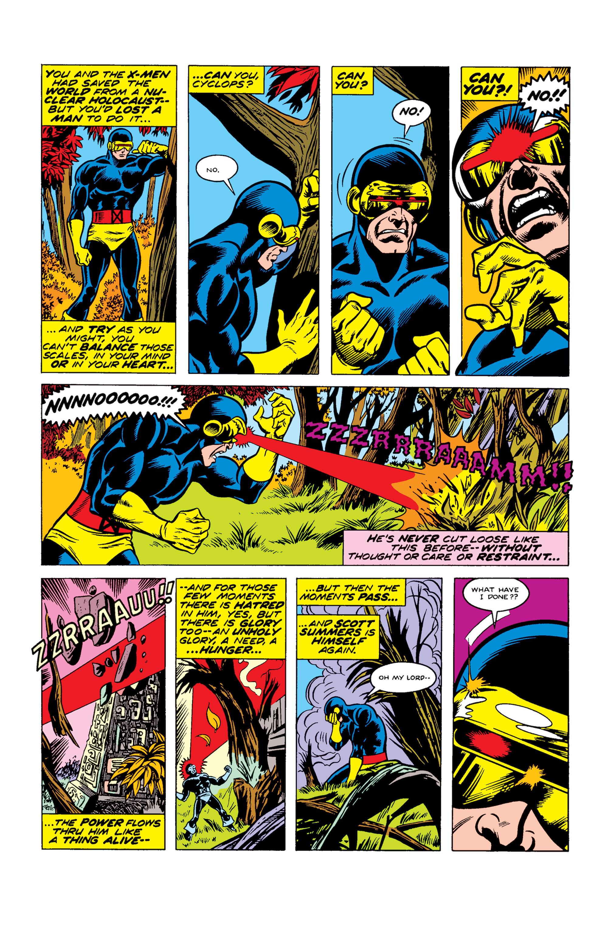 Uncanny X-Men (1963) 96 Page 3