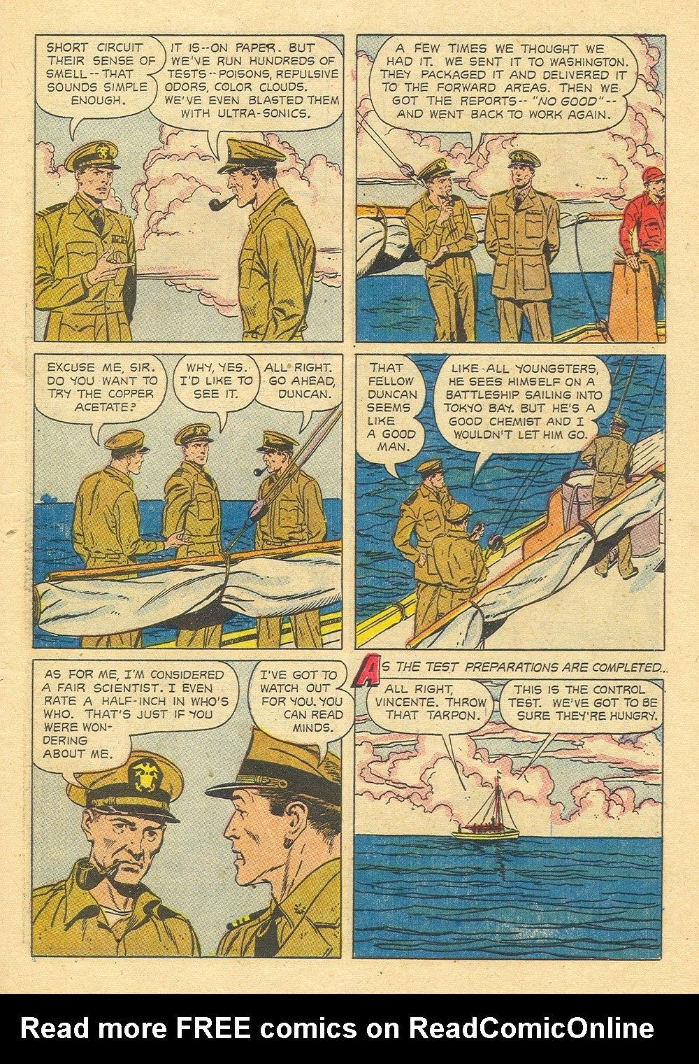 Four Color Comics issue 762 - Page 7