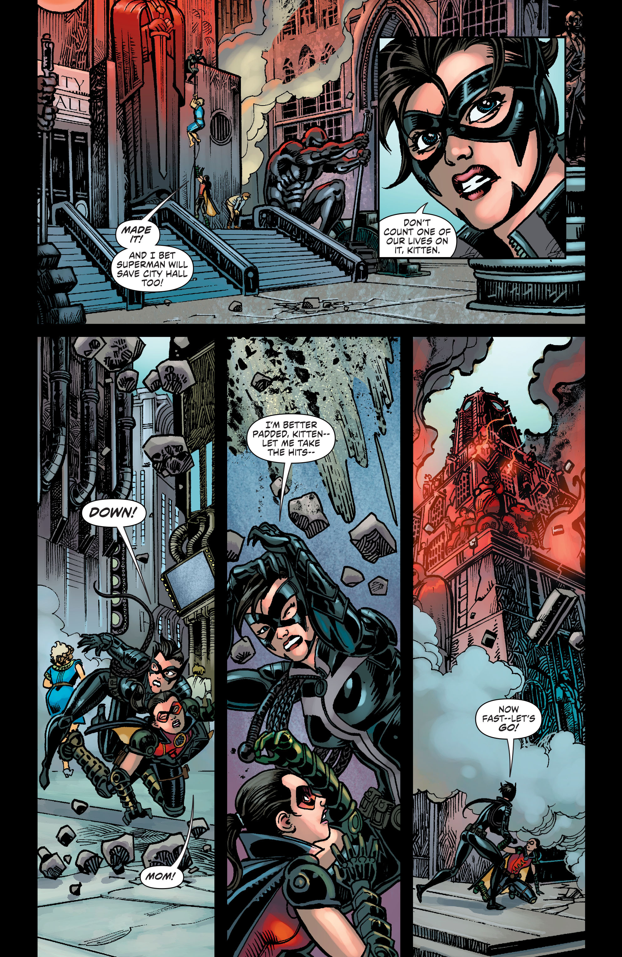 Read online Worlds' Finest comic -  Issue #31 - 10