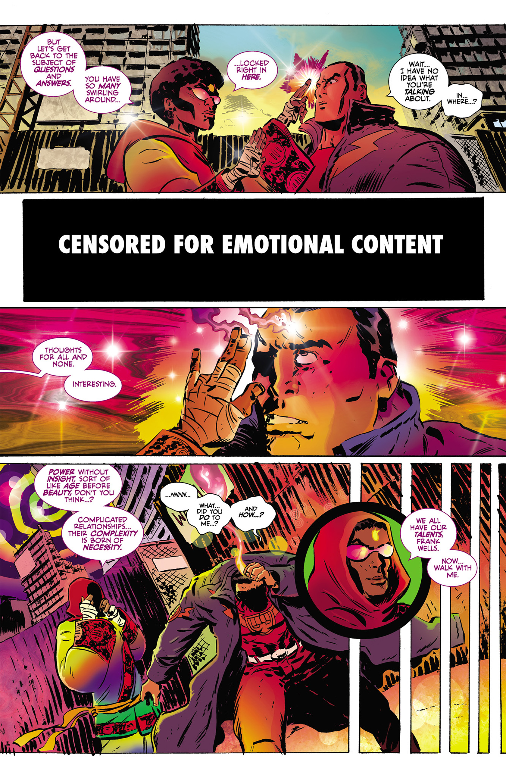 Read online Catalyst Comix comic -  Issue #2 - 11