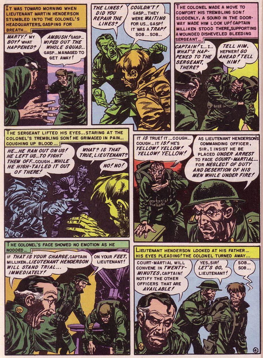Read online Shock SuspenStories comic -  Issue #1 - 13