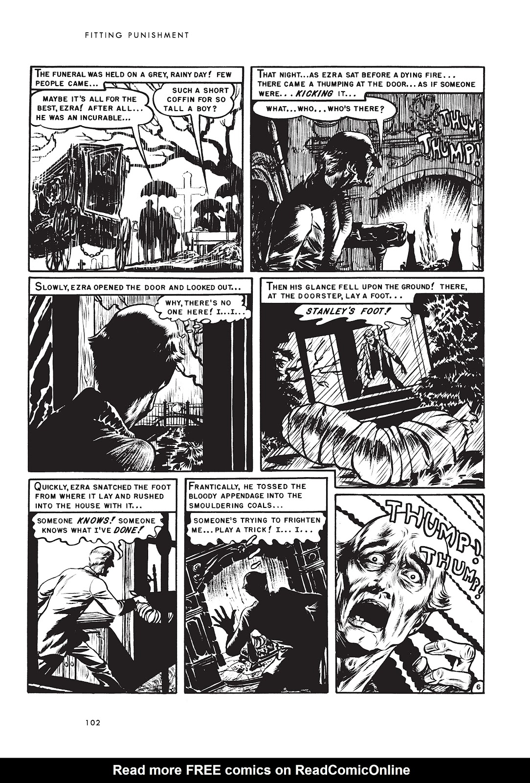 Read online Doctor of Horror and Other Stories comic -  Issue # TPB (Part 2) - 18