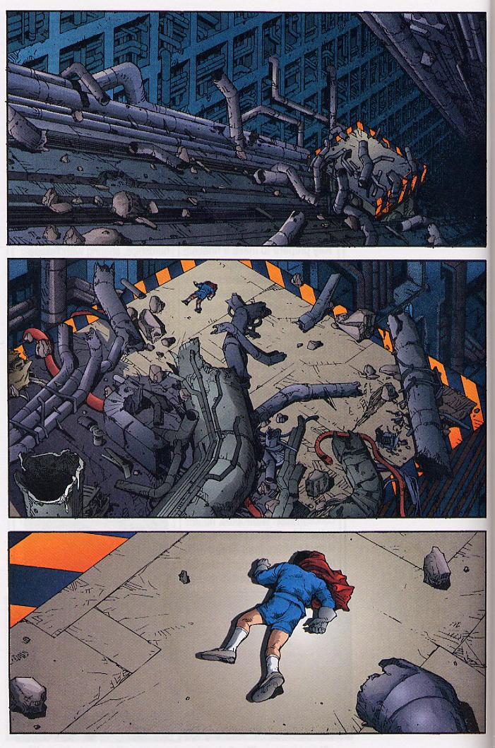 Read online Akira comic -  Issue #36 - 8