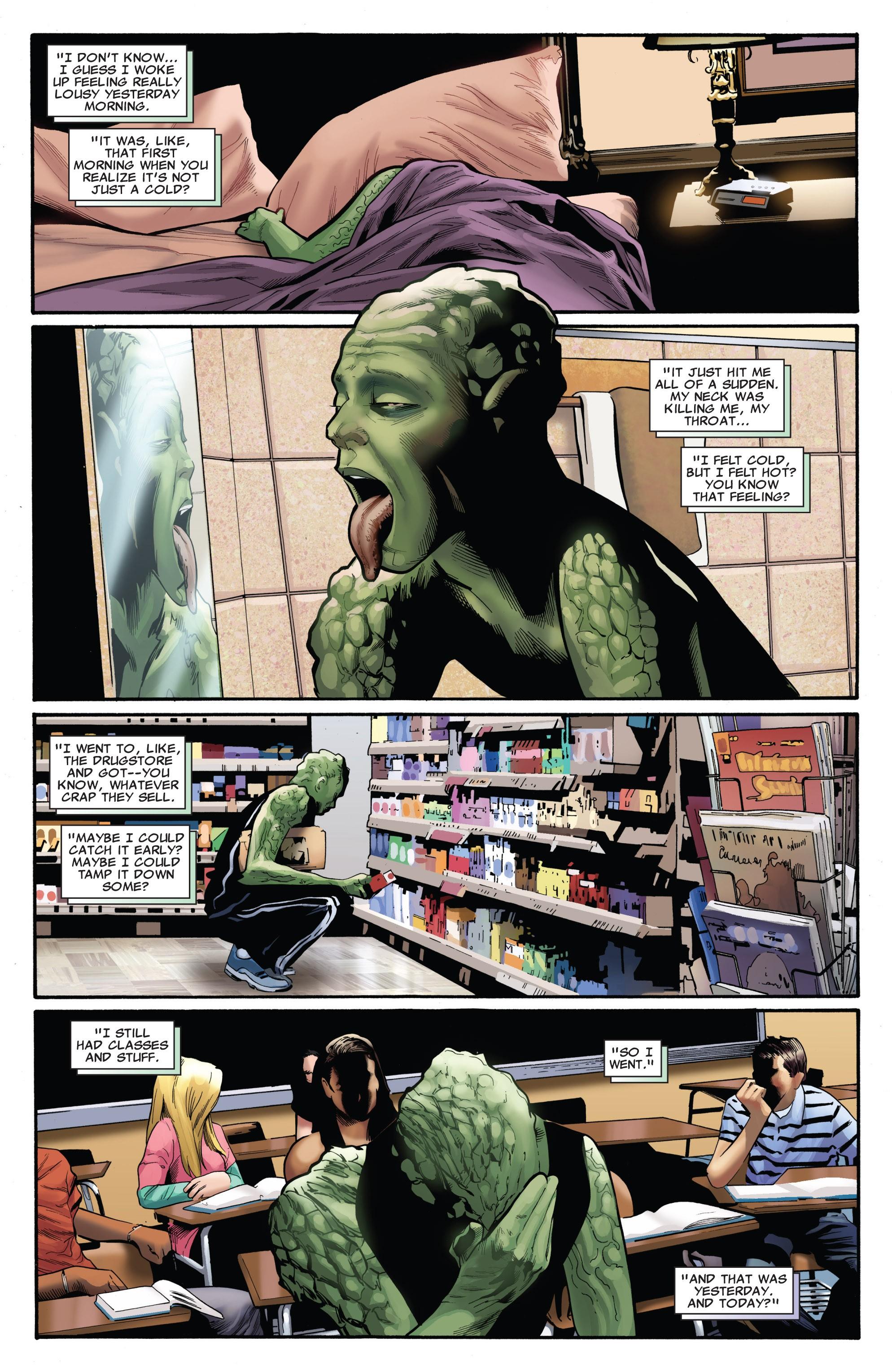 Read online Uncanny X-Men (1963) comic -  Issue #530 - 6