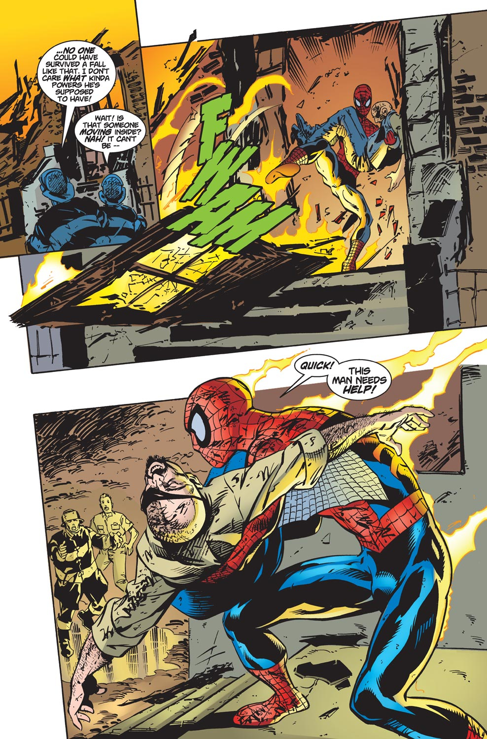 The Amazing Spider-Man (1999) 9 Page 6