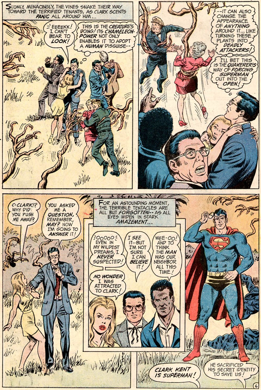 Read online Action Comics (1938) comic -  Issue #431 - 10