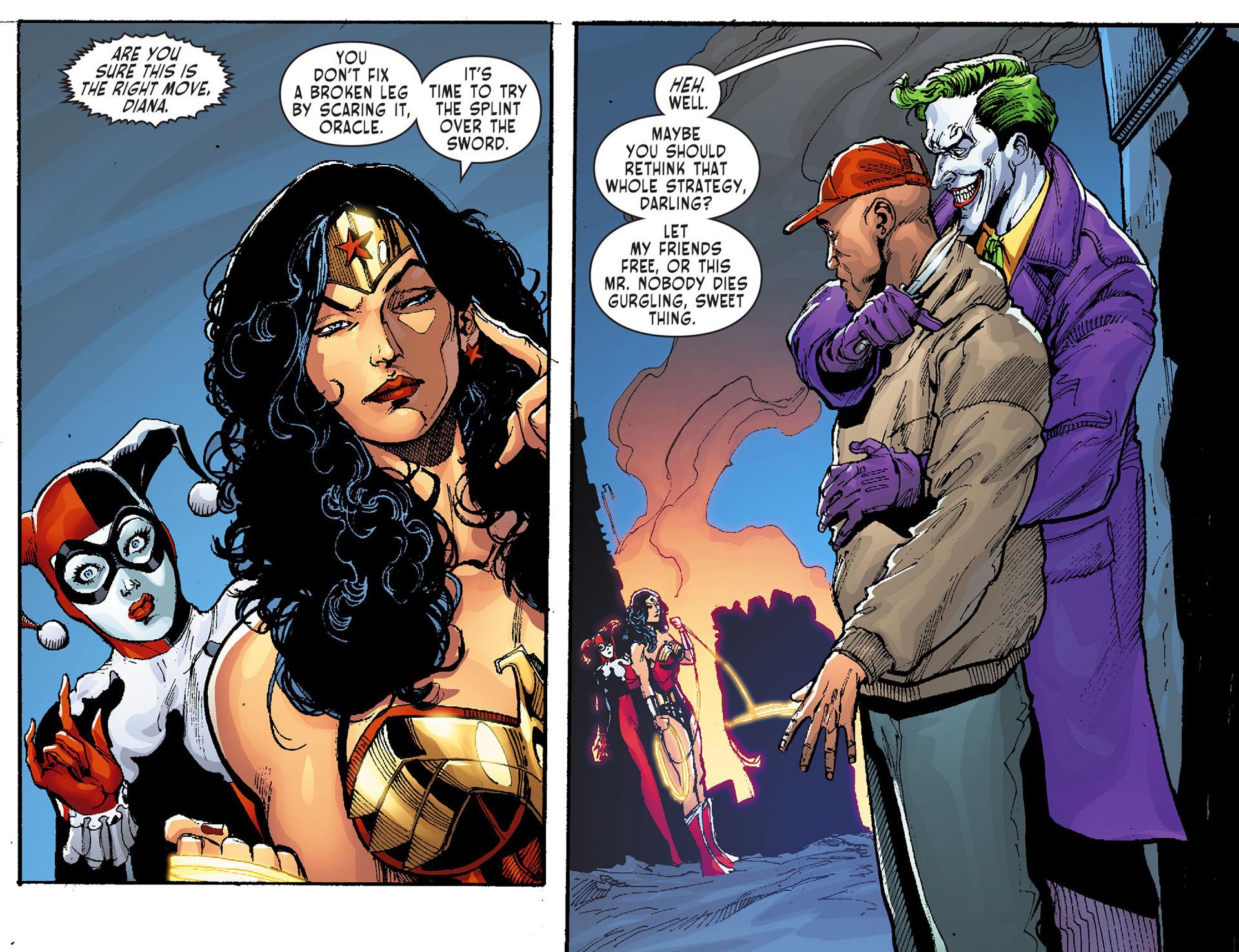Read online Sensation Comics Featuring Wonder Woman comic -  Issue #2 - 18