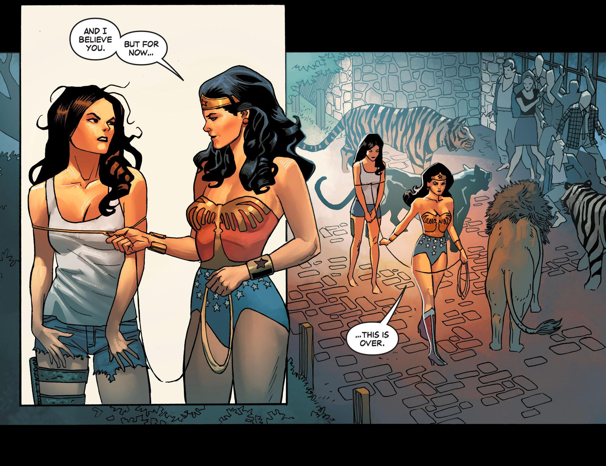 Read online Wonder Woman '77 [I] comic -  Issue #9 - 18