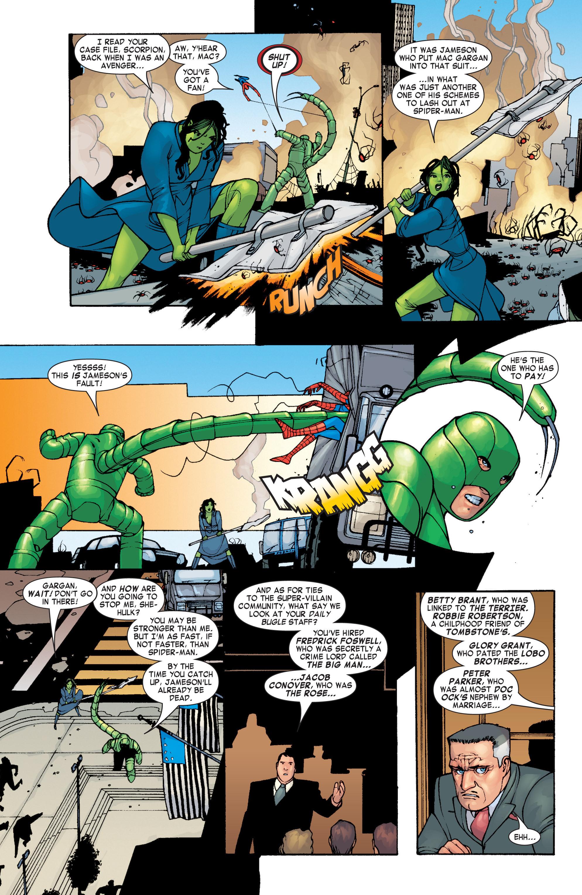 Read online She-Hulk (2004) comic -  Issue #4 - 18