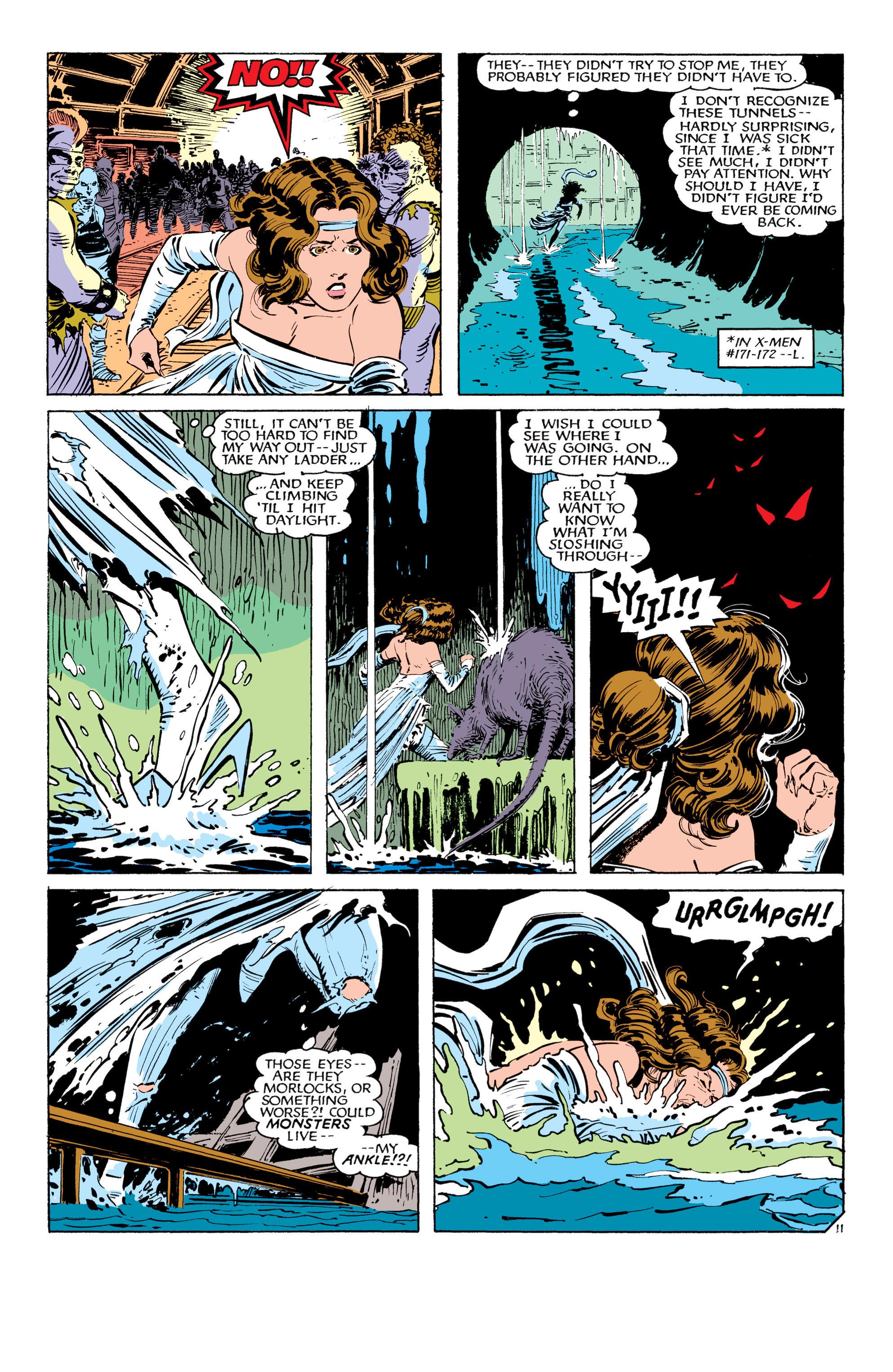 Read online Uncanny X-Men (1963) comic -  Issue #179 - 12