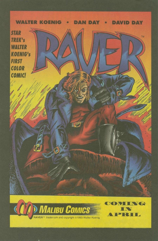 Read online Ex-Mutants comic -  Issue #6 - 22